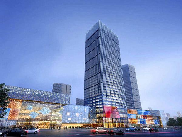 城市商业综合体